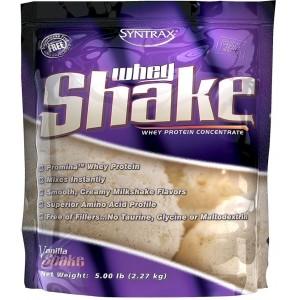 Syntrax Whey Shake 2,2кг (ваниль)