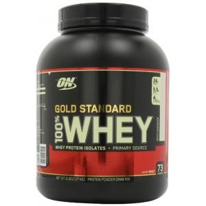OptimumN Whey Gold 2.3kg белый шоколад
