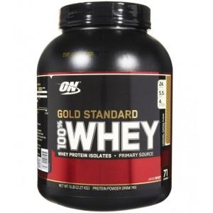 OptimumN Whey Gold 2.3kg роки-роуд