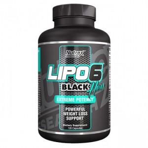 Nutrex Lipo-6 Black Hers 120caps