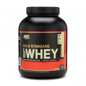 OptimumN Whey Gold 2.3kg капучино мокко