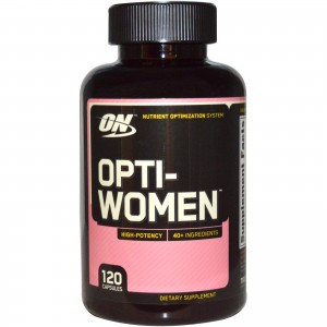OptimumN Opti-Women 120caps