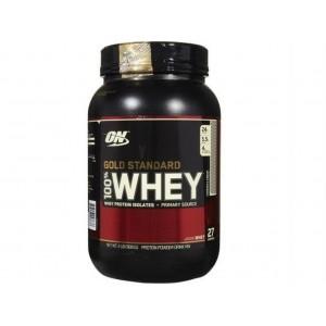 OptimumN Whey Gold 0.9kg (печенье-крем)