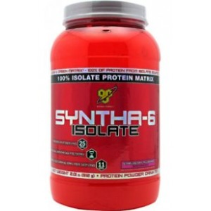 BSNutrition Syntha-6 Isolate 2lb шоколад