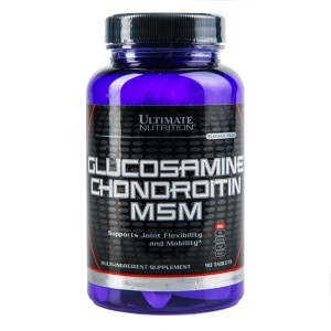 Ultimate Glucosamine & Chondroitin & MSM 90т
