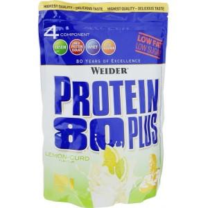 Weider Protein 80 Plus 2kg лимон творог