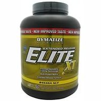 Dymatize Elite XT 4.4 lb (банан-орех)