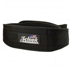 SCHiek 2004 БЛЭК шейк белт черный/ремень XL