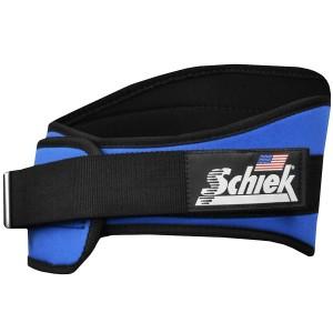SCHiek 2006 Блэк Ройал белт голубой/ремень XL