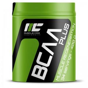 MuscleCare Bcaa Plus 400 гр. (малина)
