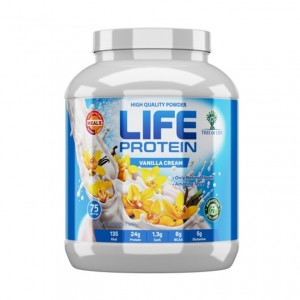 LIFE Protein 5lb ванильный крем