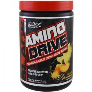 Nutrex Amino Drive Black 250 g персик-ананас