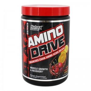 Nutrex Amino Drive Black 250 g дикая вишня